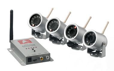 four-night-vision-wireless-weatherproof-security-cameras